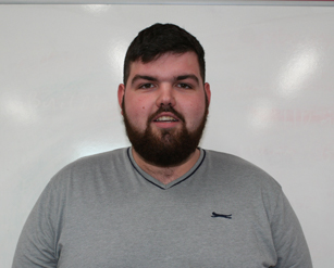 Jonathan Beers, Vehicle Maintenance & Repair (Heavy Vehicle)- Apprenticeship NI (Level 3)