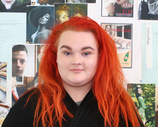 Megan Lilley, Level 3 Diploma in Theatrical, Special Effects and Hair and Media Make-up