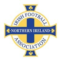 Northen Ireland Irish Football Association Logo